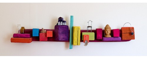 shelves for small objects